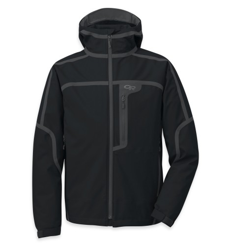 Outdoor Research Men´s Mithril Jacket 001-BLACK-30