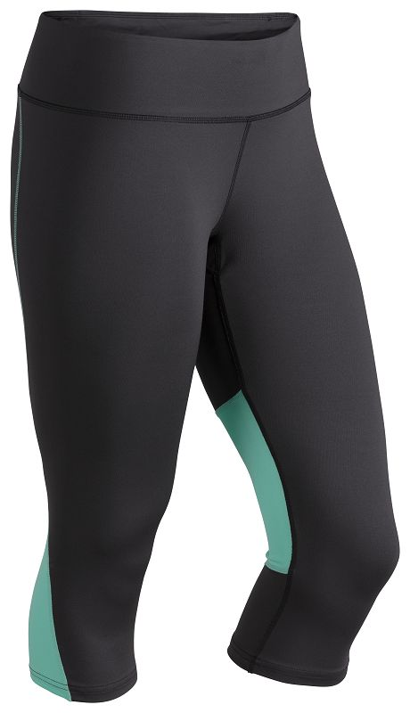 Marmot Wm's Interval Capri Dark Steel/Ice Green-30