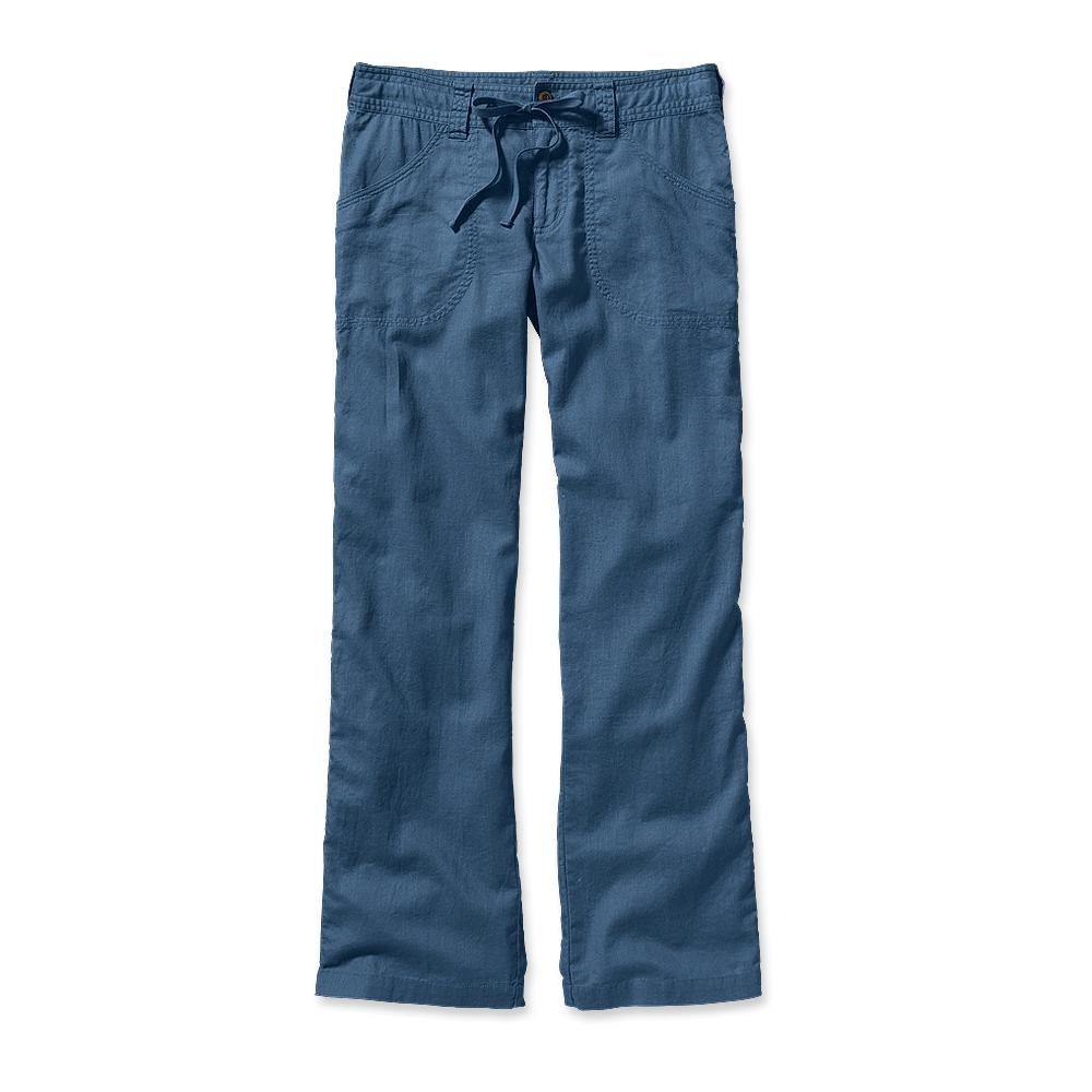 Patagonia Island Hemp Pants Glass Blue-30