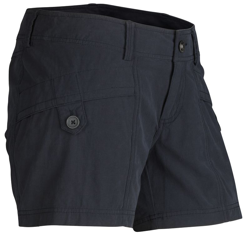 Marmot Wm's Ginny Short Dark Steel-30