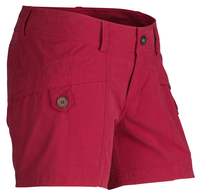 Marmot Wm's Ginny Short Dark Raspberry-30
