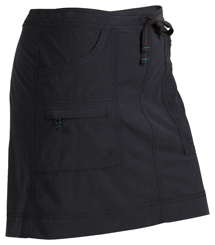 Marmot Wm's Ginny Skirt Dark Steel-30