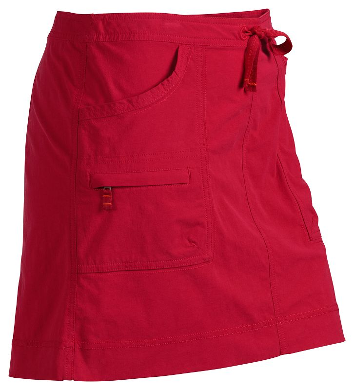 Marmot Wm's Ginny Skirt Dark Raspberry-30