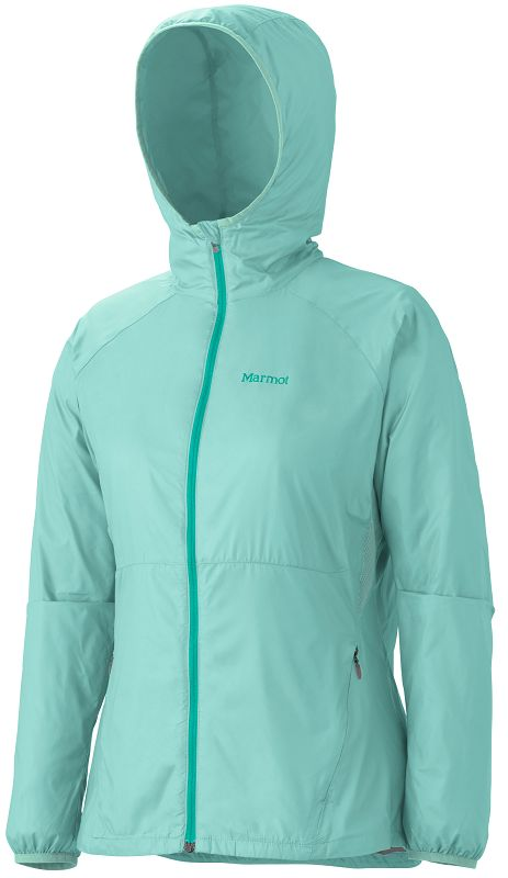 Marmot Wm's Ether DriClime Ice Green-30