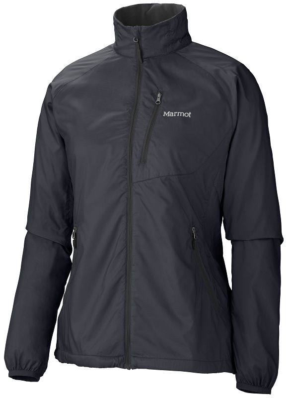 Marmot Wm's Stride Jacket Black-30