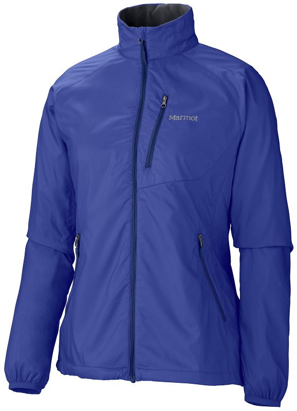 Marmot Wm's Stride Jacket Blue Dusk-30