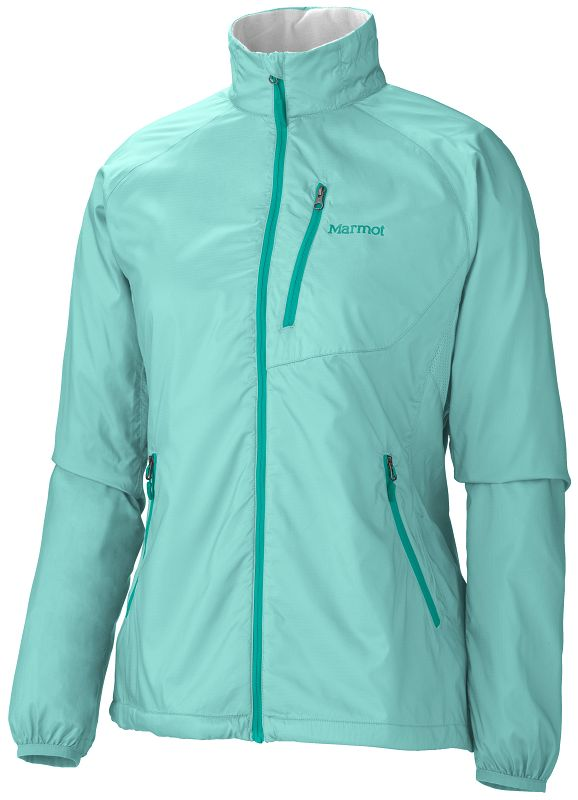 Marmot Wm's Stride Jacket Ice Green-30