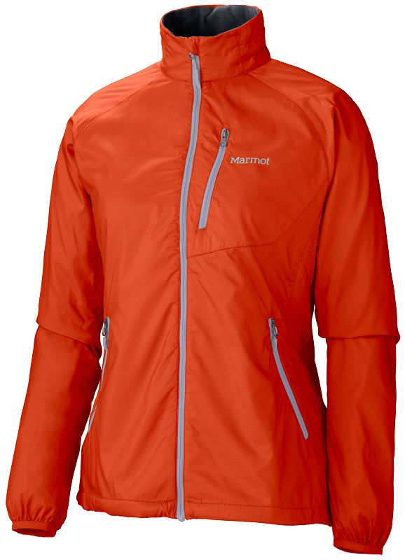 Marmot Wm's Stride Jacket Coral Sunset-30