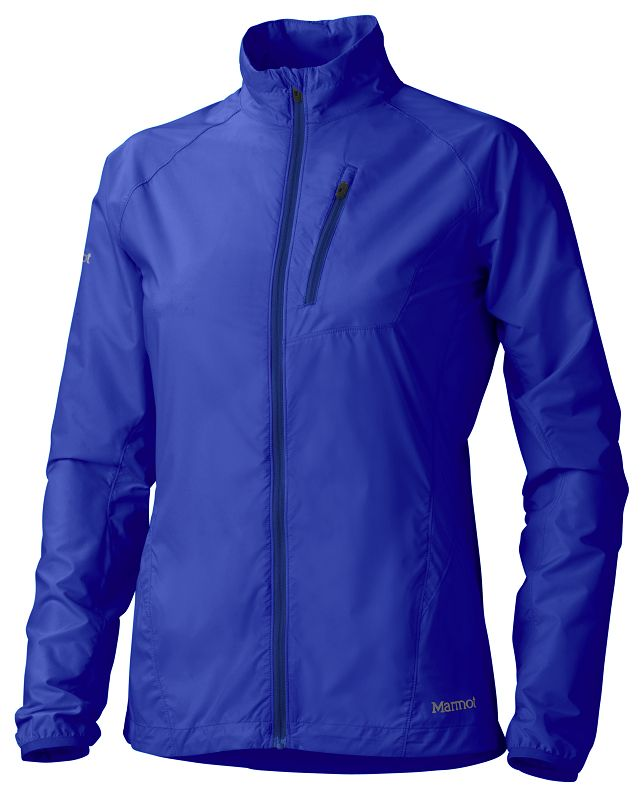 Marmot Wm's Aeris Jacket Blue Dusk-30