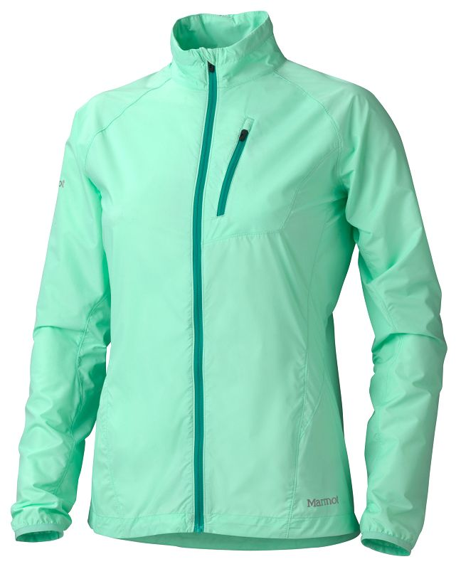 Marmot Wm's Aeris Jacket Ice Green-30