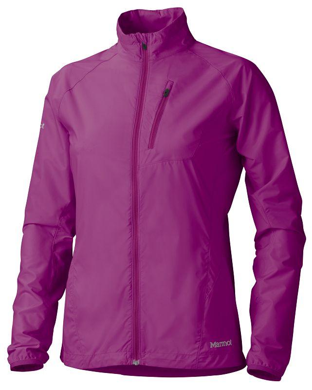 Marmot Wm's Aeris Jacket Beet Purple-30