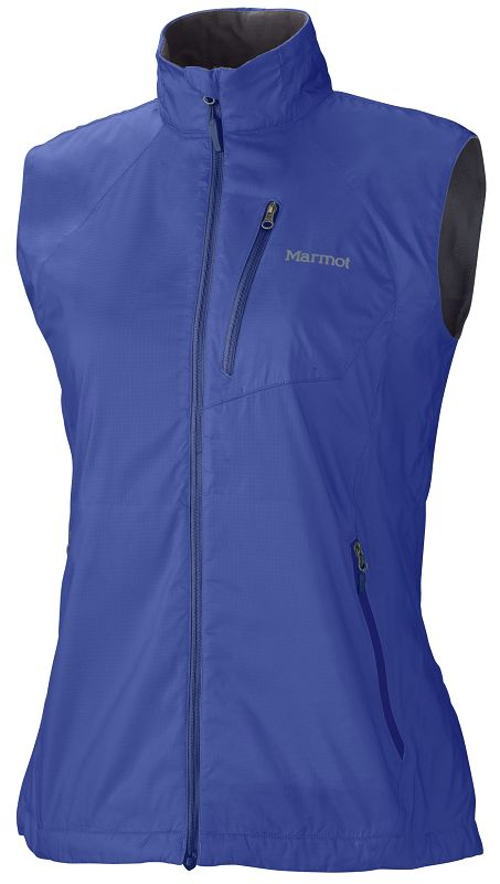 Marmot Wm's Stride Vest Blue Dusk-30