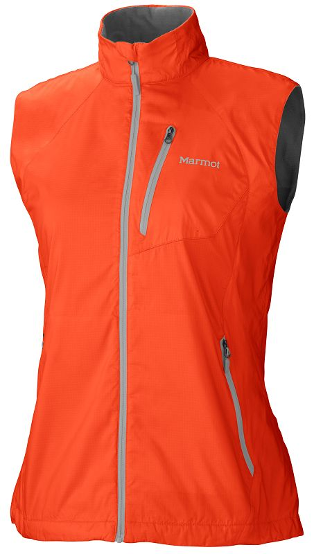 Marmot Wm's Stride Vest Coral Sunset-30