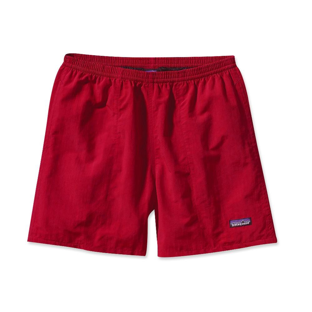 Patagonia Baggies Shorts 5 Inch Red Delicious-30