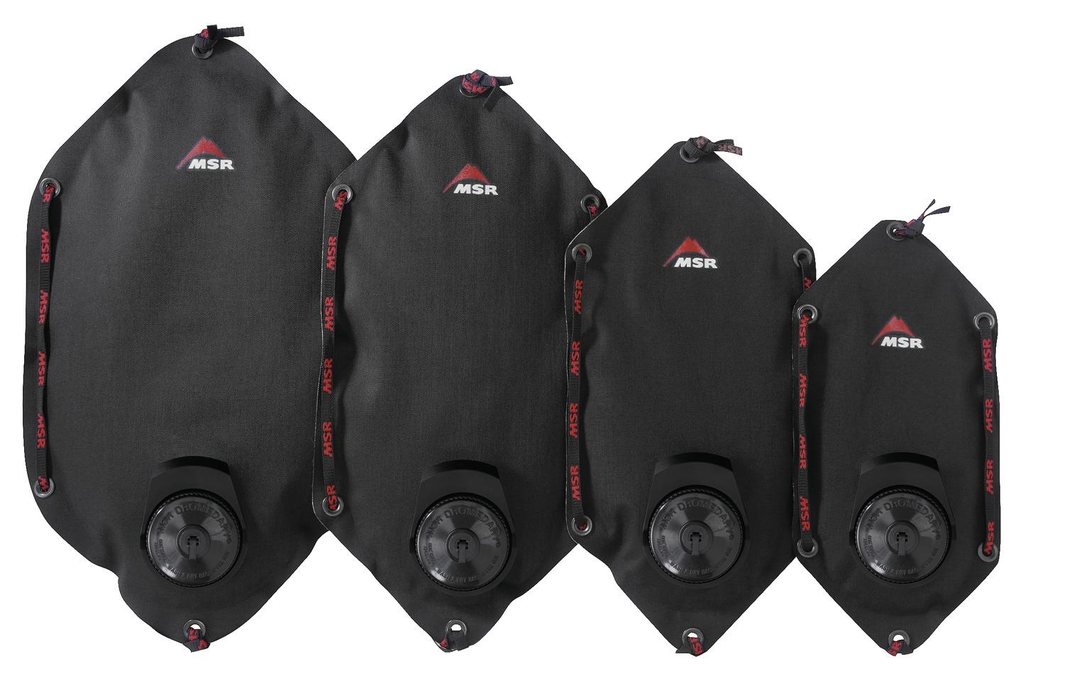 MSR Dromedary Bags 6L Black-30