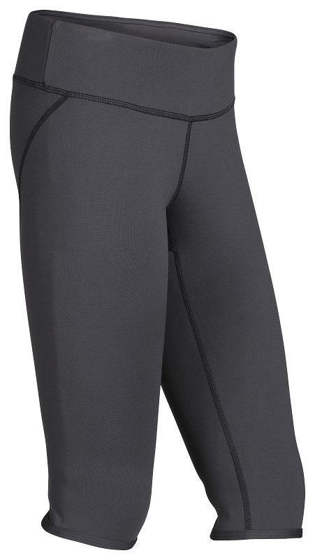 Marmot - Girl's Jump Start Capri Dark Steel - Shorts - M