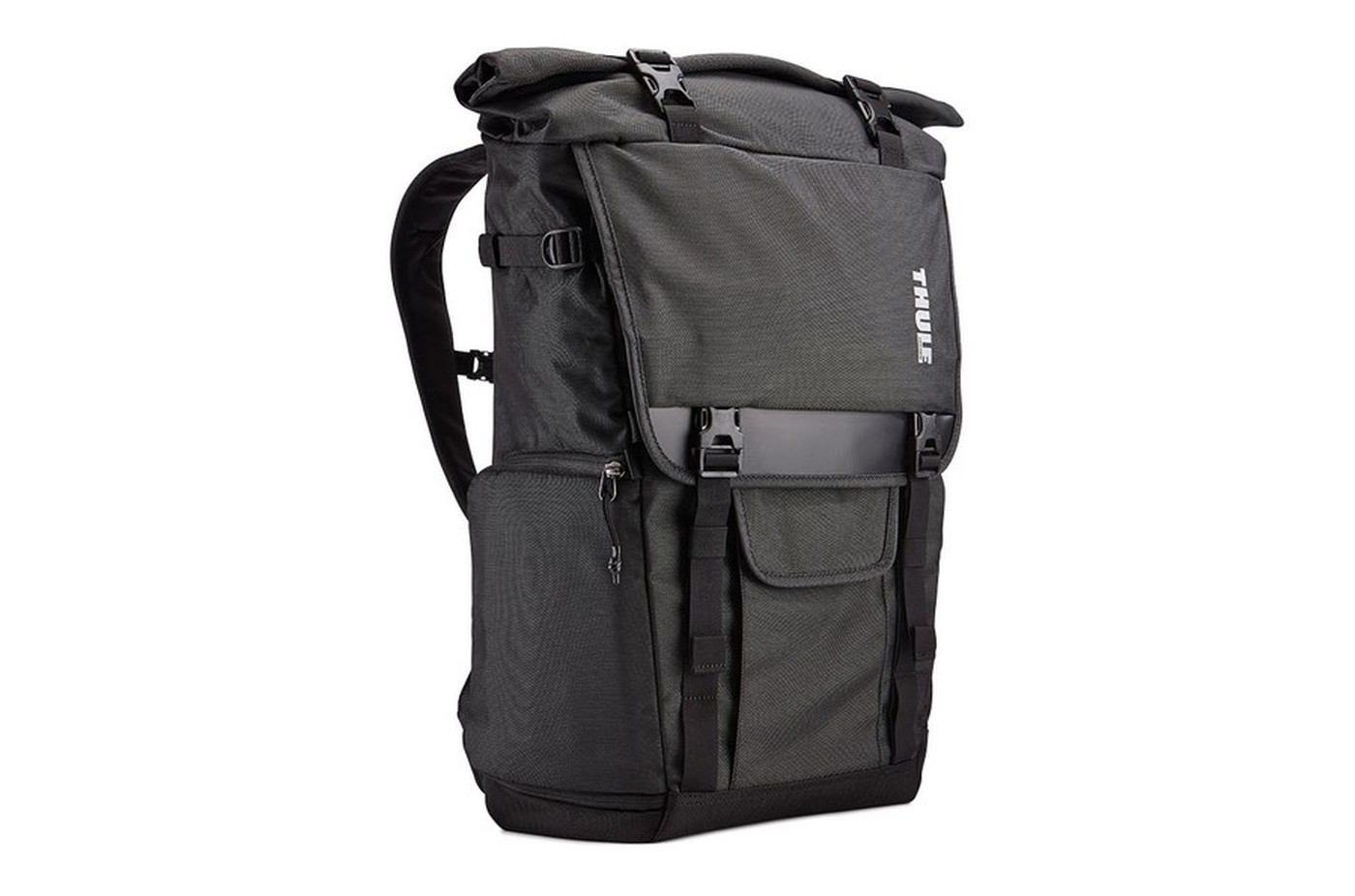 THULE Covert DSLR Rolltop Backpack Black-30