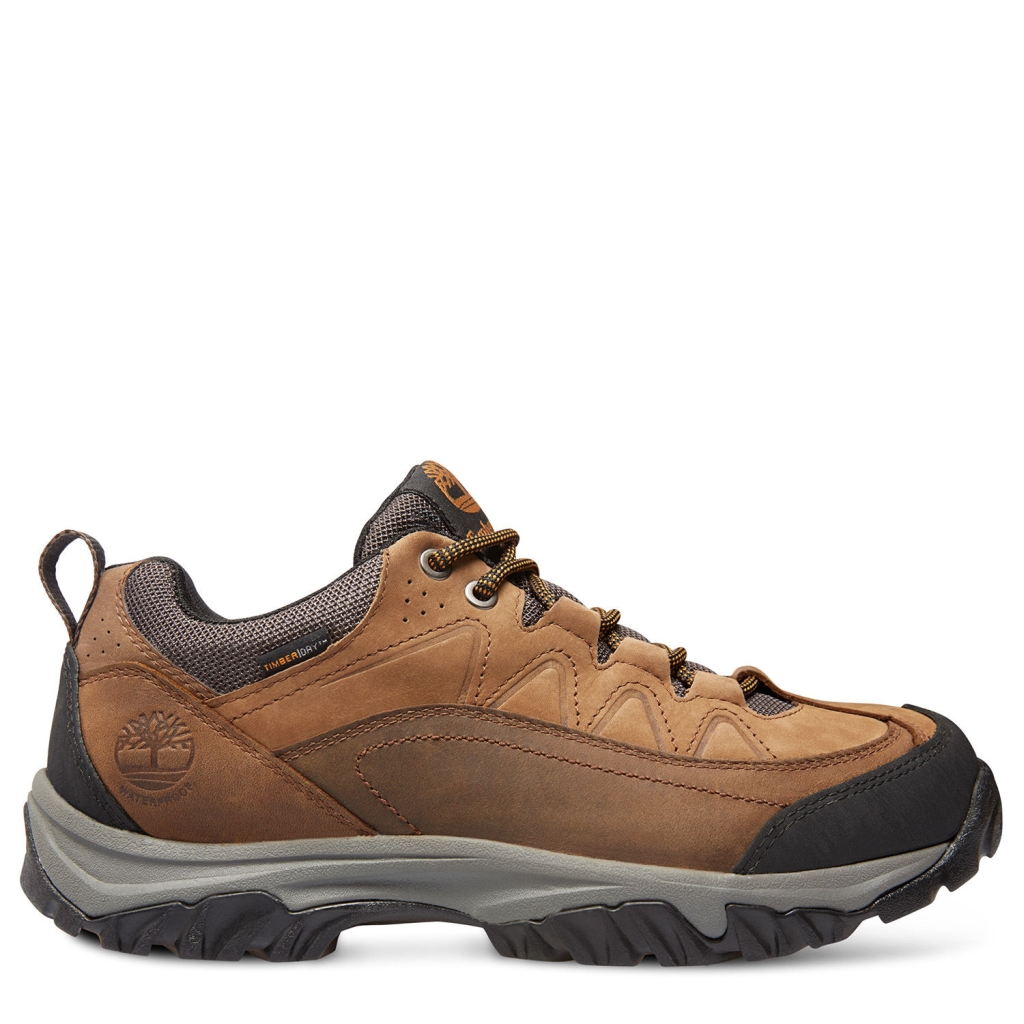 Timberland Men's Bridgeton Low Waterproof Brown-30