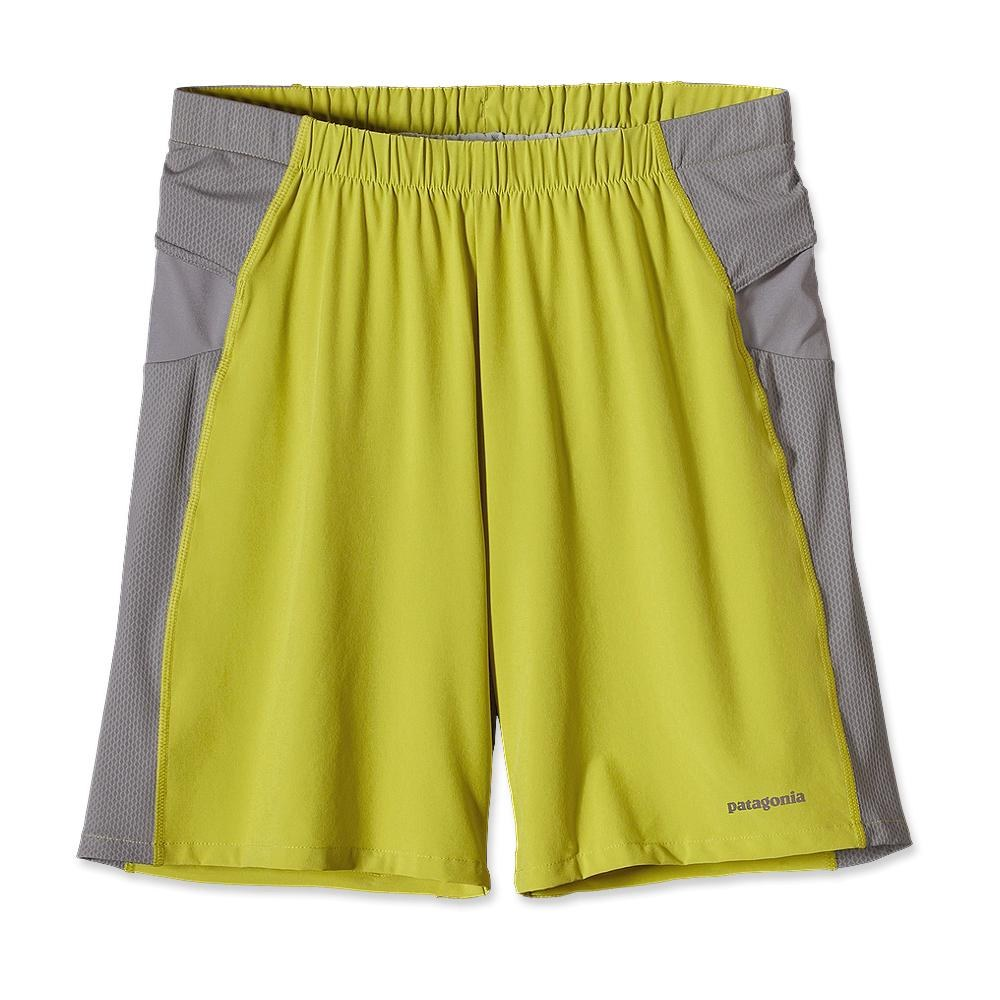 Patagonia Nine Trails Shorts 8 Inch Folios Green-30