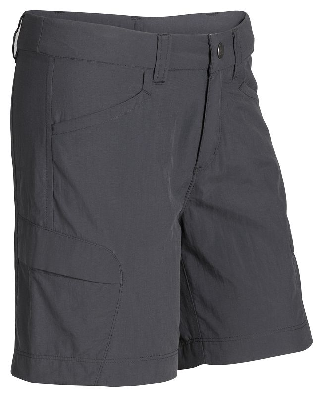 Marmot Girl's Ani Short Dark Steel-30