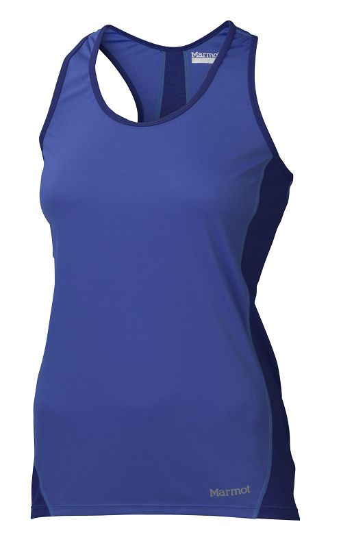 Marmot Wm's Zeal Tank Blue Dusk/Midnight Purple-30