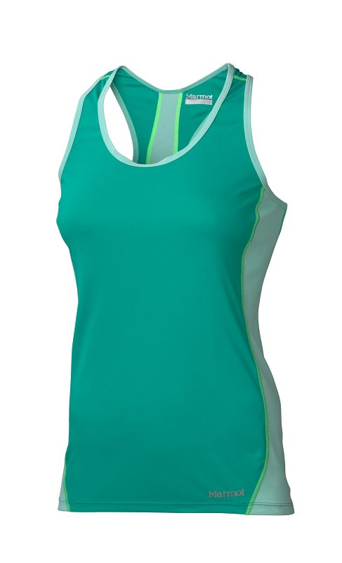 Marmot Wm's Zeal Tank Gem Green/Ice Green-30