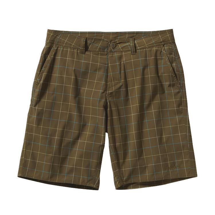 Patagonia Cienega Shorts 11 Inch Ladera: Hickory-30