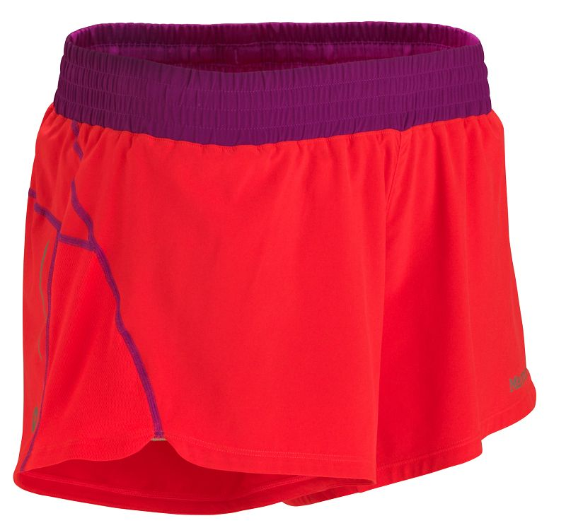 Marmot Wm's Zeal Short Bright Pink-30