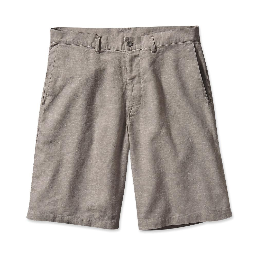 Patagonia Back Step Shorts 10 Inch Buckland: Feather Grey-30