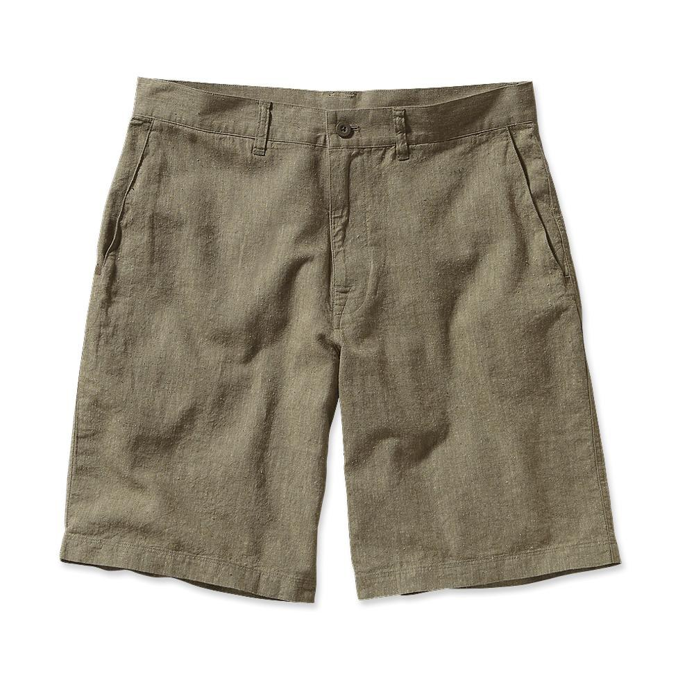 Patagonia Back Step Shorts 10 Inch Buckland: Ash Tan-30