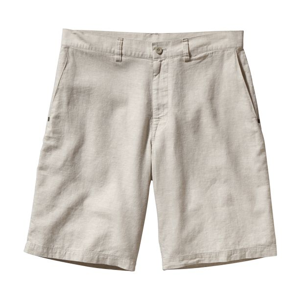 Patagonia Back Step Shorts Chambray: Stone-30