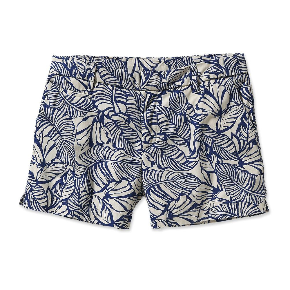 Patagonia Stretch All-Wear Shorts 4 Inch Tropics Shorts: Glass Blue-30
