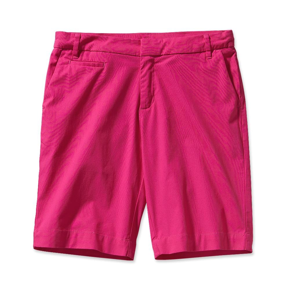 Patagonia Stretch All-Wear Shorts 10 Inch Radiant Magenta-30
