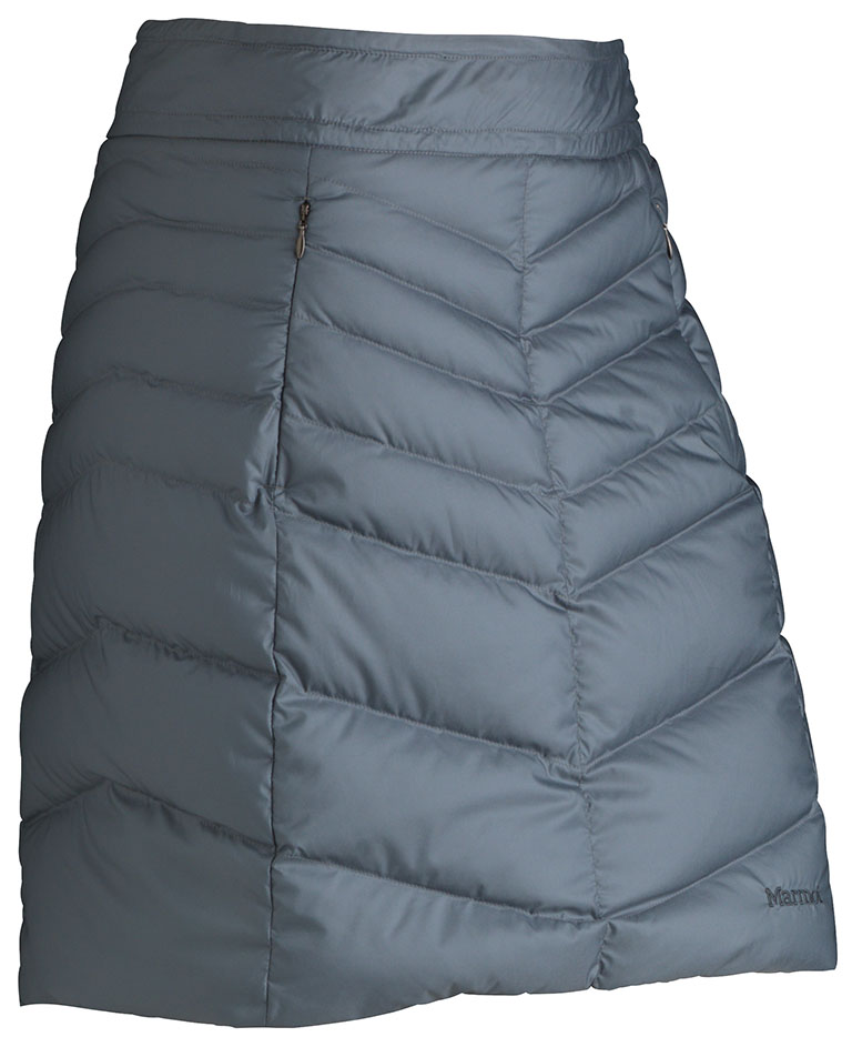 Marmot Wm's Banff Insulated Skirt Steel Onyx-30