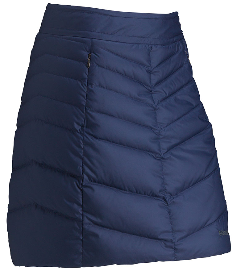 Marmot Wm's Banff Insulated Skirt Arctic Navy-30