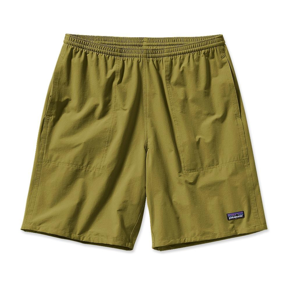 Patagonia Men's Baggies Stretch 9 Inch Willow Herb Green-30