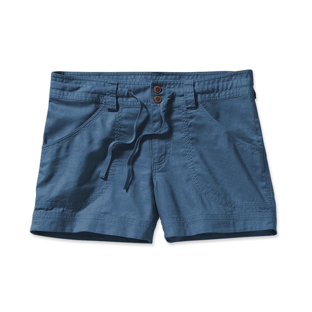 Patagonia Island Hemp Shorts 4 Inch Glass Blue-30