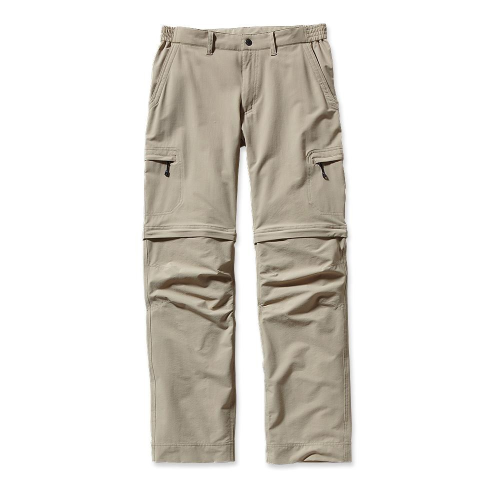 Patagonia Nomader Zip-Off Pants Long El Cap Khaki-30