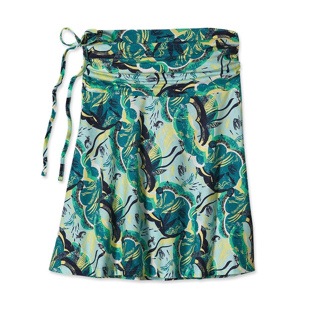 Patagonia Lithia Skirt Deep Sea Skirt: Desert Turquoise-30