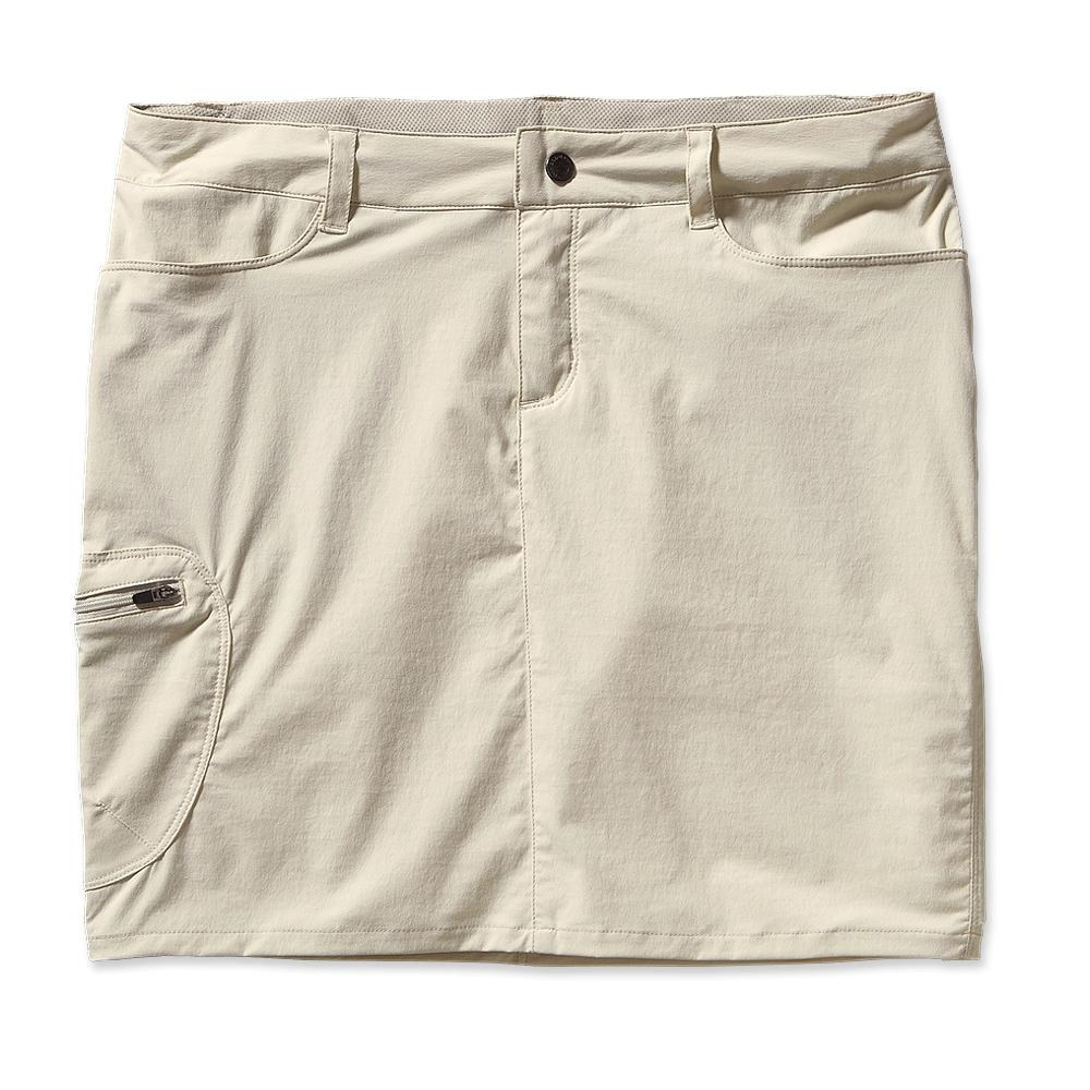 Patagonia Rock Craft Skirt 16 Inch Bleached Stone-30