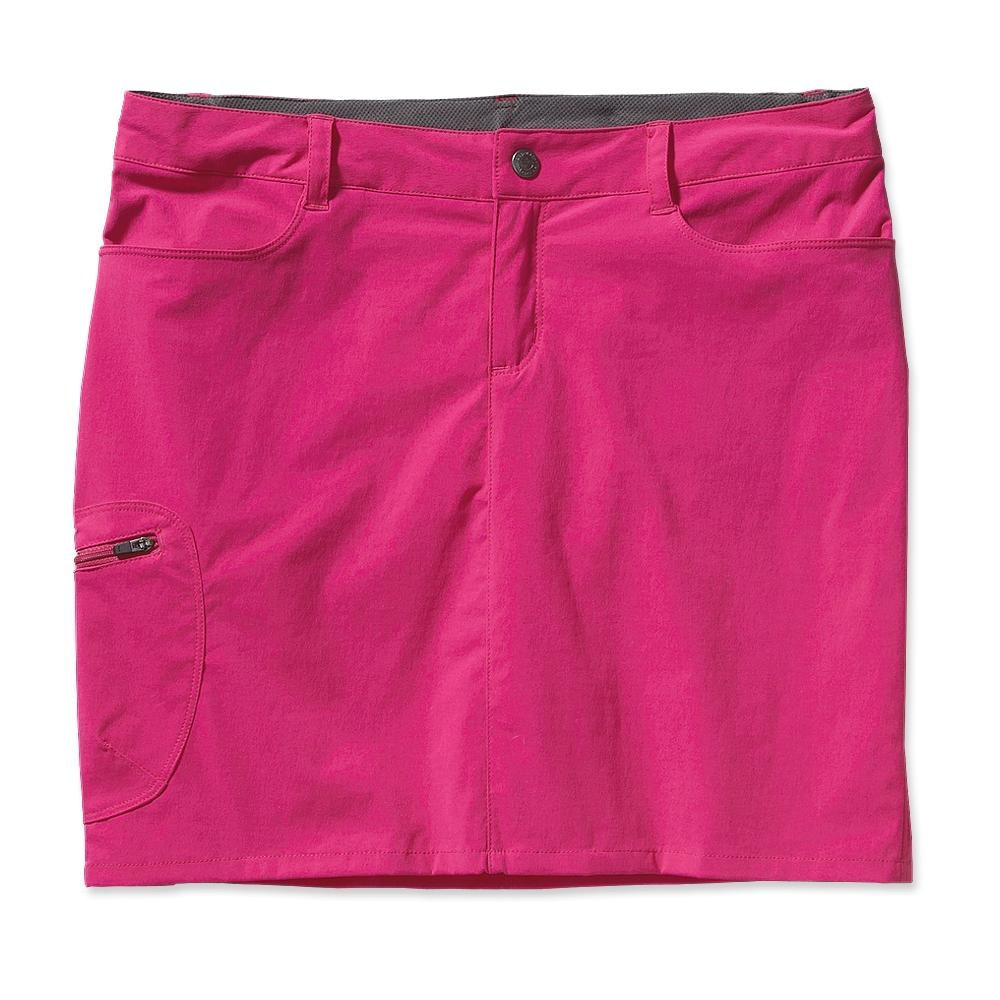 Patagonia Rock Craft Skirt 16 Inch Radiant Magenta-30