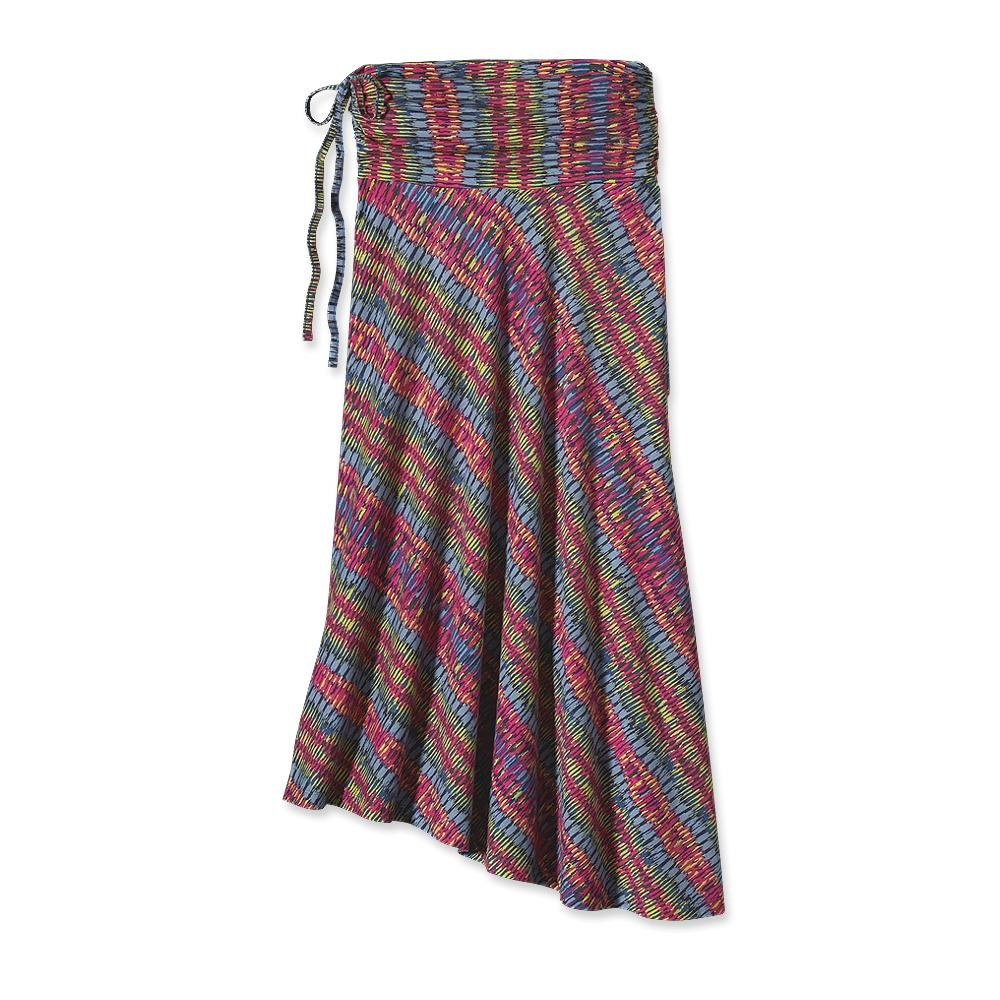 Patagonia Kamala Skirt Cobra Fade: Glass Blue-30