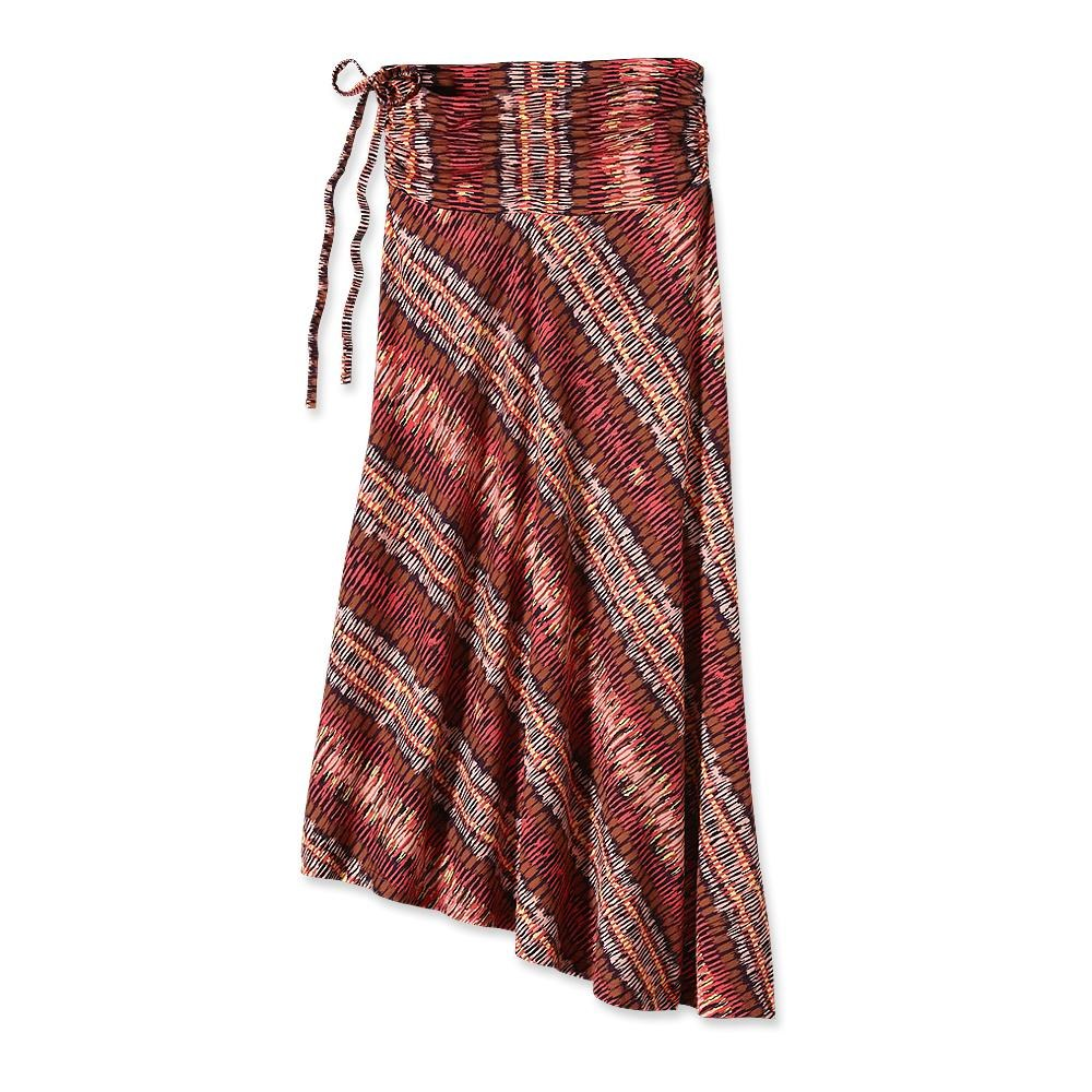 Patagonia Kamala Skirt Cobra Fade: Whiskey Plum-30