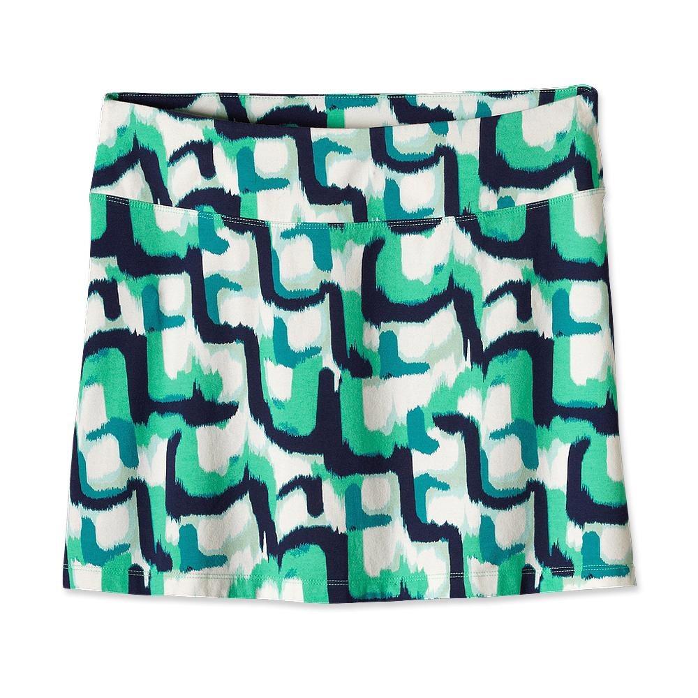 Patagonia Tidal Skirt Zari Skirt: Desert Turquoise-30