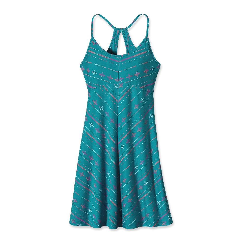 Patagonia Spright Dress Blazing Stripe: Tobago Blue-30