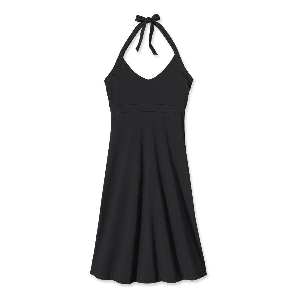 Patagonia Iliana Halter Dress Black-30