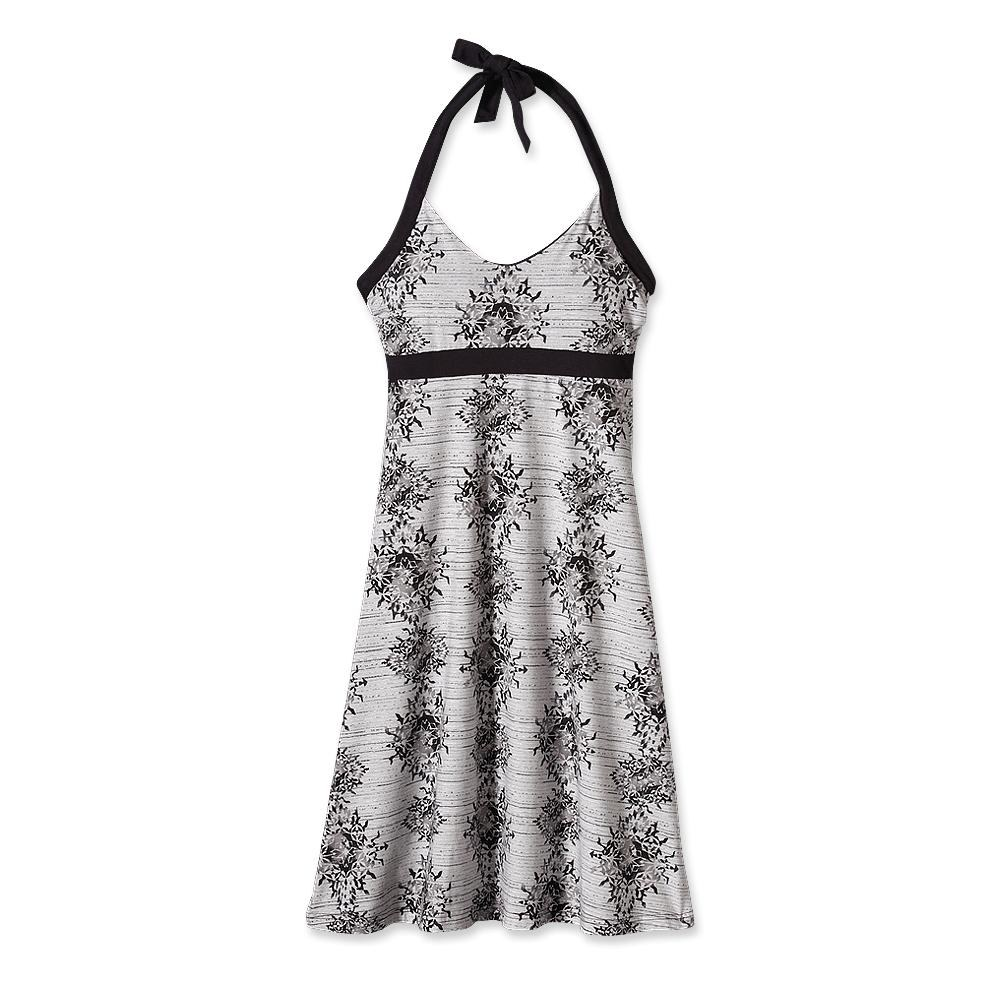 Patagonia Iliana Halter Dress Mandala Stamp: Feather Grey-30