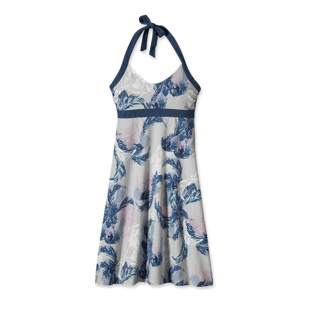 Patagonia Iliana Halter Dress Palm Spring Dress: Leaden Blue-30