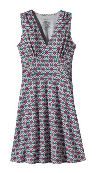 Patagonia Margot Dress Addison: Marschino-30