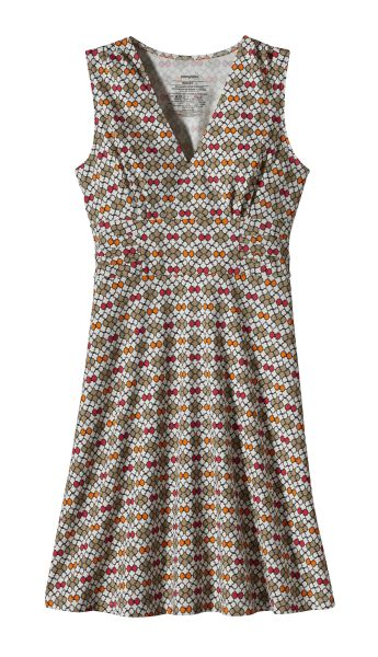 Patagonia Margot Dress Addison: Rubelite-30